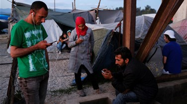 Facebook Group Raises $100,000 To Help Refugees Stay Connected