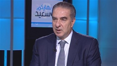 Minister Faraon to LBCI: Kataeb's resignation from government...
