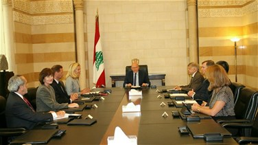 Ambassadors call on Lebanese political factions to elect...
