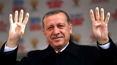 Turkey-backed rebels could push further south in Syria, Erdogan...
