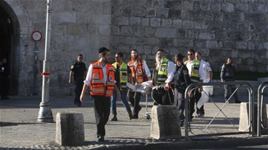 Israeli forces kill Palestinian assailant, police say, as...