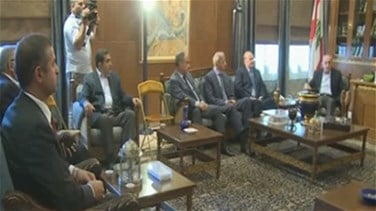 REPORT:Berri stresses importance of political agreements that...