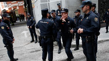 Spanish police arrest two accused of supporting Islamist...
