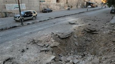 REPORT: Syrian government launches Aleppo ground attack