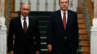 Russia and Turkey sign gas deal, seek common ground on Syria as...