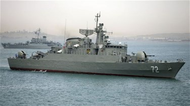 Iran deploys warships off Yemen coast in the Gulf of Aden -...