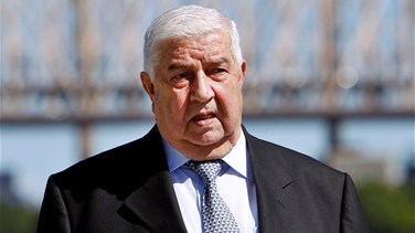 Syrian foreign minister to visit Moscow in last week of October