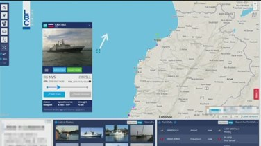 REPORT: Did a Russian ship cut Syria's internet cables?