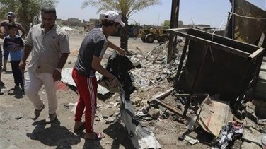 Suicide bomber kills at least 31 at Baghdad Shi'ite...