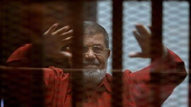 Egyptian court confirms 20-year-prison sentence on Mursi