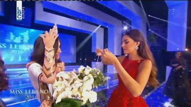 REPORT: Sandy Tabet crowned Miss Lebanon 2016