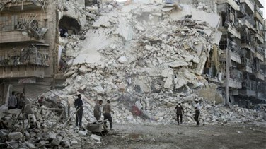 Moscow denies Russian or Syrian air strikes on Aleppo in past...
