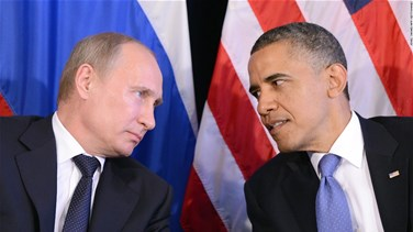 Russia's Putin says attempts to get Syria deal with Obama...