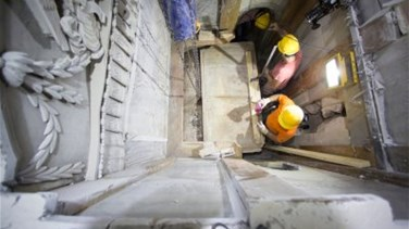 REPORT: Jesus Christ's tomb uncovered for first time in...