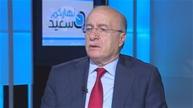 Ex-MP Khoury to LBCI: Presidential settlement a victory for...