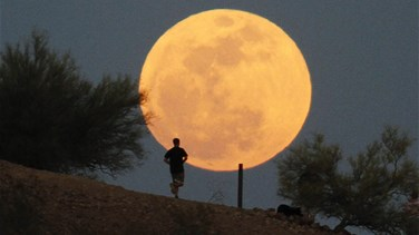 November's Supermoon Will Be 'Largest' In Nearly 70 Years