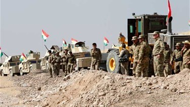 REPORT: Iraq peshmerga attack Islamic State town as army battles...