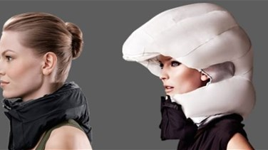 VIDEO: Airbag Bike Helmets May Be Safer Than Conventional Foam Versions