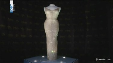 REPORT: Monroe's Dress From JFK Birthday Sells For $4.8 Million At Auction