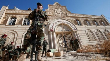 Church in northern Iraq reopened after two years under IS control