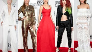 Best And Worst Dressed At The 2016 AMAs