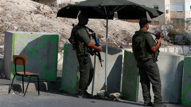 Palestinian tries to stab Israeli security guard, shot dead -...