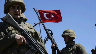 One Turkish soldier killed, 5 lightly wounded in clashes in...