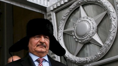 Libyan commander visits Russia to ask for help fighting Islamists