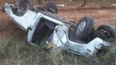 Father of four dies in Akkar road accident