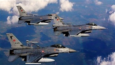 Turkish jets hit 39 Islamic State targets, kill four militants - army