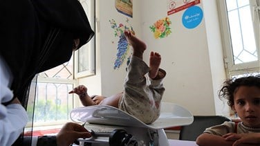 "Child malnutrition at ""all time high"" in Yemen - UN..."