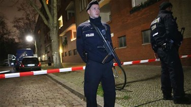 REPORT: German police say arrested man may not be Christmas...