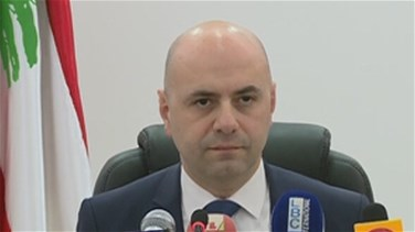 REPORT: Health Minister Hasbani says will organize all issues...