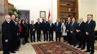 Machnouq to Aoun: Interior Ministry is ready to implement any...