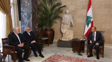 REPORT: Aoun after meeting Boroujerdi: Agreement among Lebanese...