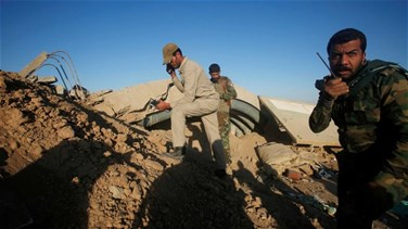 Iraqi forces push further into northeast Mosul, military says