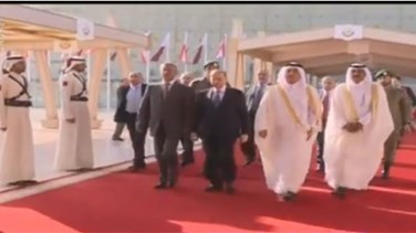 REPORT: President Aoun expresses relief over his Gulf tour