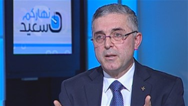 Syria's Minister of National Reconciliation to LBCI: Government...
