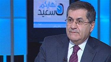 MP Moussa to LBCI: Good will among political parties can lead to...