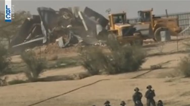 REPORT: Bulldozers tear down Bedouin village after suspected car...