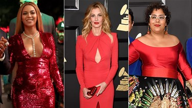 [PHOTOS] 6 Red Hot GRAMMYs Dresses To Inspire You This...