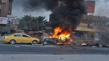 Suicide truck bomber kills at least 15 in Sadr City suburb of...