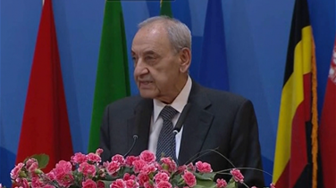 REPORT: Berri urges Arab countries to join efforts against...