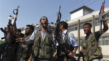 CIA-backed aid for Syrian rebels frozen after Islamist attack...