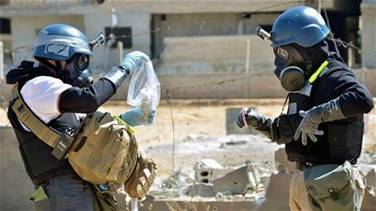 Related News - UN Security Council to vote on Syria sanctions over chemical weapons -diplomats