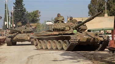 Related News - Syrian army advances against Islamic State near Aleppo - monitor