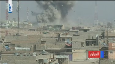 REPORT: Iraqi army controls main roads out of Mosul, trapping...