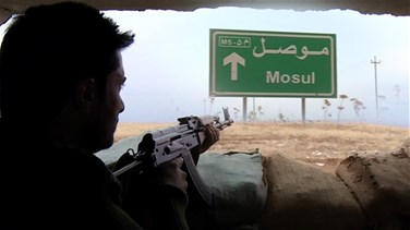 Iraqi forces see off Islamic State attack, seize road out of...