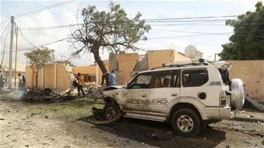 Car bomb kills at least two in Somali capital - police