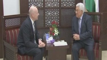 Trump Middle East envoy meets Palestinian leader Abbas